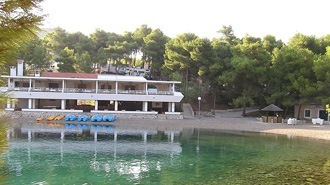 Camp Vira | Vira Island Hvar Croatia | Camp place KM-4